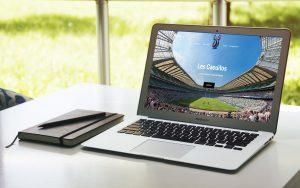 les caouitos Caouecs Toulouse site web design responsive
